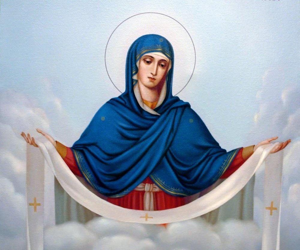 В день Богородицы Успения желаем вам благословения!