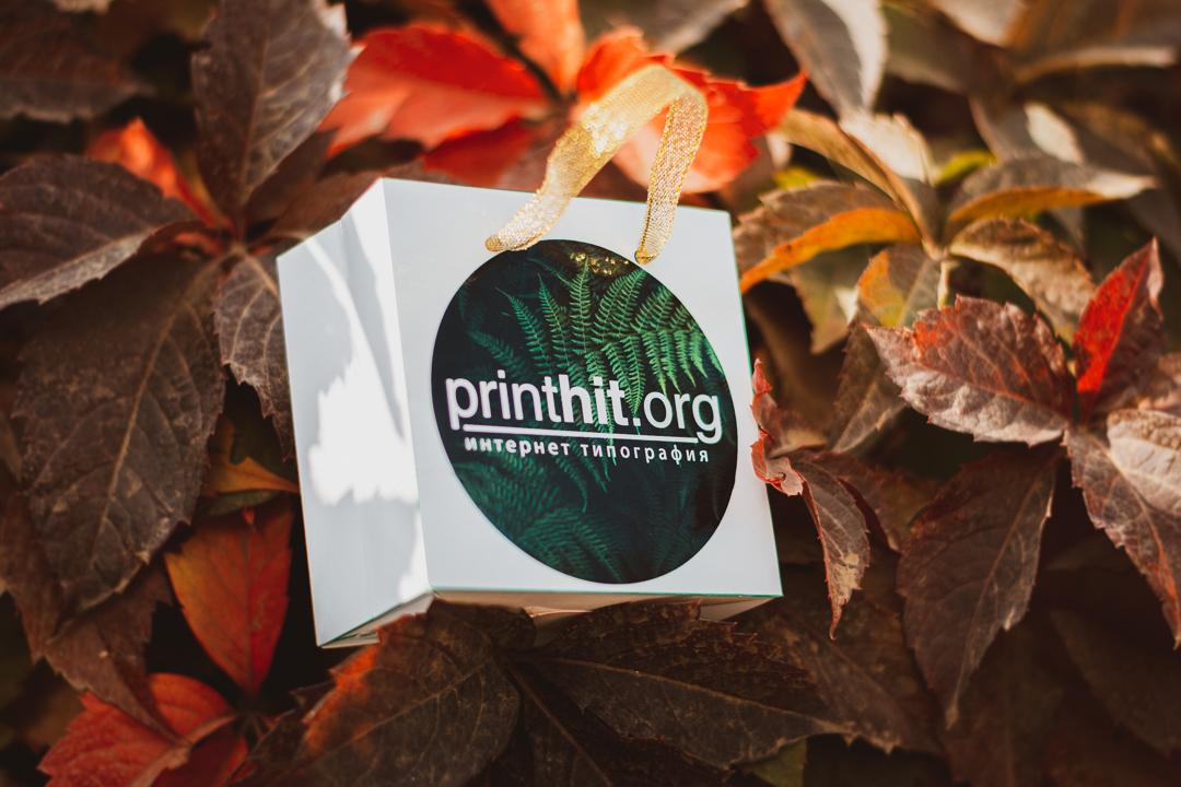 Встречайте новинку от PrintHit – новый штамп бумажного пакета!