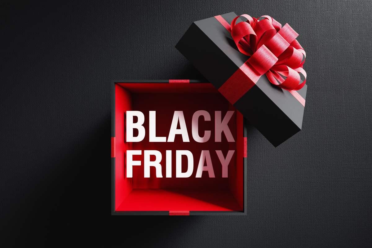 В одну черную-черную пятницу…