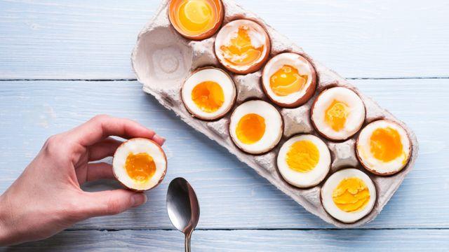 9 октября готовим завтрак и отмечаем Всемирный День яйца!