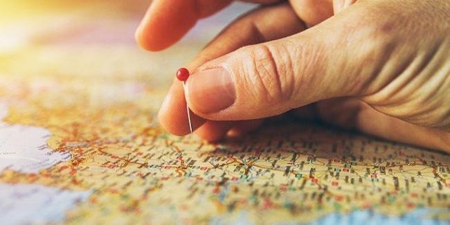 ТОЧКА НА КАРТЕ: уроки географии от типографии