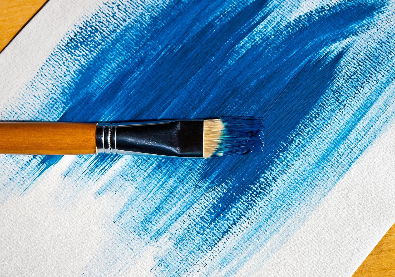 РАСПЛЕСКАЛАСЬ СИНЕВА: Почему полиграфисты не любят синий